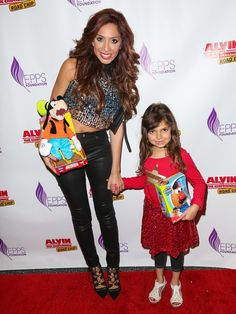 Don't mess with Farrah Abraham! The TMOG star revealed her latest battle over her young daughter, Sophia. Farrah Abraham Teen Mom, Teen Mom Og, Battle, Beautiful Women, Daughter, Celebrities, Lady, How To Wear, Magazine