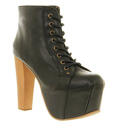 Jeffrey Campbell Lita Platform Ankle Boot