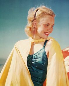 Vintage Glamour Girls: Jane Wyman