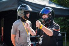 xtreme xperience's brad pines instruction at summit point raceway WV