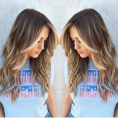 50 Ideas for Light Brown Hair with Highlights and Lowlights Bold Face-Framing and Understated Balayage Bad Hair, Hair Day, Brown Hair With Highlights And Lowlights, Highlights Around Face, Highlights For Long Hair, Face Frame Highlights, Hair Highlights And Lowlights, Partial Highlights, Light Highlights
