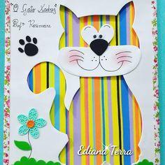 Foam Crafts, Craft Stick Crafts, Paper Crafts, Monster Bookmark, Art For Kids, Crafts For Kids, Dog Accesories, Easy Arts And Crafts, Sketch Design