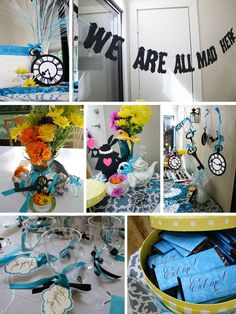 Its A Mad Hatter Thing Baby Shower Diy Party Themes Birthday
