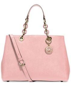44c3a15d2e41 MICHAEL Michael Kors Cynthia Medium Satchel Handbags   Accessories - Macy s