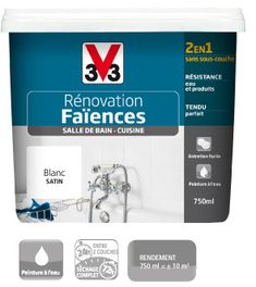 Faiences V33 Rénovation