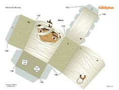 Blog_Paper_Toy_papertoy_Mummy_Halloween_template_preview