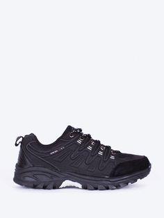 Adidasi pentru barbati Aierda - negri Air Max Sneakers, All Black Sneakers, Sneakers Nike, Hiking Boots, Nike Air Max, Shoes, Fashion, Nike Tennis, Walking Boots