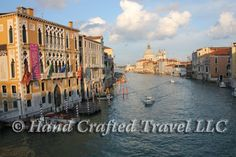 TravelPicture: Day 250. If you are visiting Venice, do yourself a favor. Make it a point to be on top of the Accademia Bridge 30 minutes before sunset.