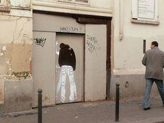 Criminal Artists: O Amor segundo Claire Streetart