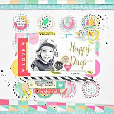 Scrapbook & Cards Today Blog: Designer inspiration with Stephanie Buice