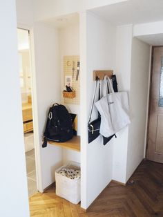 Home Organization, Entryway, Cabinet, Storage, Room, House, Furniture, Home Decor, Interiors