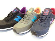 Bringing back the New Balance 410's - Retro style shoe for everyday wear.