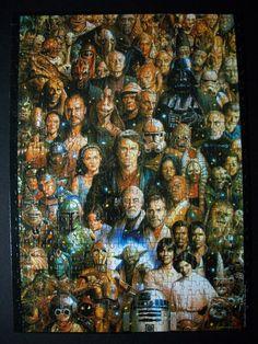 Star Wars, 500 peças, Toster