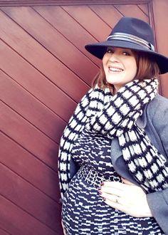 Third Trimester, Maternity Fashion, My Wardrobe, Bump, Winter Style, Frocks, Plaid Scarf, Snug, Lifestyle Blog