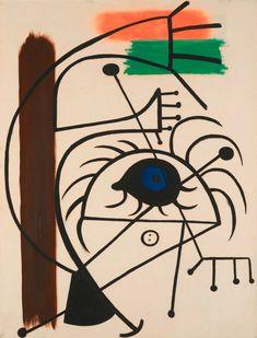 Joan Miró -Danseuse ,1931