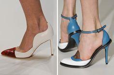 sapatos- Os acessórios do verão 2013