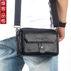 Find More Crossbody Bags Information about gold coral new style genuine leather smalll messenger bags for men waist pack shoulder bags cowhide,High Quality leather body bag,China bag leather strap Suppliers, Cheap bag bike from East Asia Leather store on Aliexpress.com