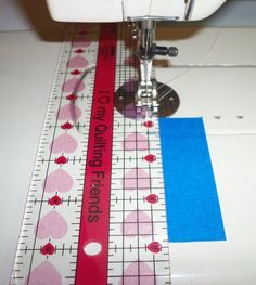 Tips, Tricks & Tools (Precision Piecing Pointers)
