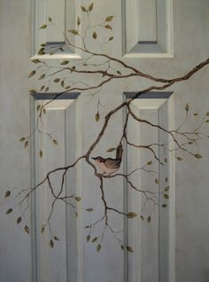 Gorgeous 78 Pretty Wall Painting Ideas That Will Turn Your Bedroom Into Art https://homadein.com/2017/10/07/78-pretty-wall-painting-ideas-will-turn-bedroom-art/