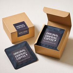 全てのパッケージデザイン:選んだパッケージがそのまま自作できる【パッケージデザインnet】