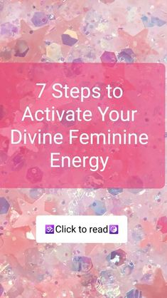 7 Ways To Step Into Your Divine Feminine Self. Learn how to honour your divine feminine energy, tap into her power and bring more openness and abundance to your work and life. Honour your intuitive and sensory gifts. Spiritual Guidance, Spiritual Wisdom, Spiritual Growth, Spiritual Awakening, Spiritual Healer, Spiritual Wellness, Feminine Symbols, Sacred Feminine, Feminine Energy