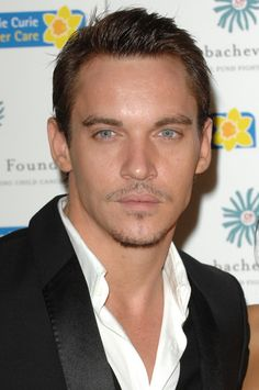 Jonathan Rhys-Meyers...I am a sucker for the sexy, brooding Irish guy ;)