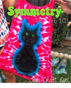 23 Cool Tie Dye Ideas | FaveCrafts.com - Christmas Crafts