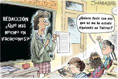 Humor - Vuelta al colegio
