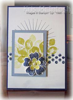Stamps: Kinda Eclectic, Flower Shop, Petite Petals Paper: Whisper White, Elegant Eggplant, Smoky Slate Ink: Elegant Eggplant, Smoky Slate,...