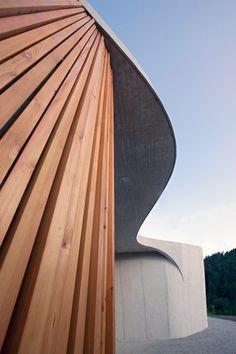 Gallery of Farewell Chapel / OFIS Arhitekti - 15