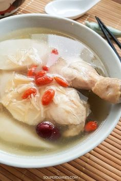 210 Best herbal cooking images in 2019 | Chinese soup