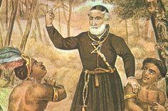 Estórias da História: 23 de Dezembro de 1667: A Inquisição condena o padre António Vieira à reclusão e ao silêncio