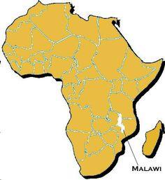 Malawi Mappng Malawi Pinterest Africa Tourism And Lakes - Malawi map png