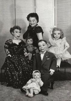 Friday 13th, 1951: an early Kardashian family portrait.