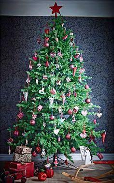 God Jul 2013 - Christmas tree