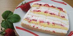 Ledeni vjetar s jagodama - preukusno ! ~ Recepti i Ideje Torte Recepti, Kolaci I Torte, Baking Recipes, Dessert Recipes, Cake Receipe, Serbian Recipes, Serbian Food, Torte Cake, Best Food Ever