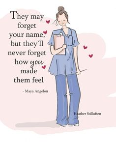 They'll never forget how you made them feel