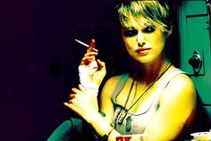 Domino: love Kiera Knightly. She was perfectly cast as the ballsy lead. Supporting cast rocked in this based-on-real-life action-packed thriller. Gorgeous cinematography & use of filters.