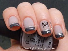 OPI My Pointe Exactly and Zoya Kelly Tips