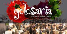 Quest'anno, per l'undicesima #edizione, #golosaria, la #rassegna ideata da Paolo Massobrio, si prepara ad accogliere a #Milano il meglio dell' #enogastronomia #madeinItaly, ma soprattutto le sorprendenti #innovazioni in campo #alimentare, accanto ai 100 migliori #vini d'Italia del 2016. #food #wine #cultura #gusto #eventi #novembre