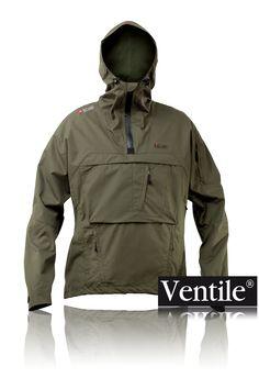Odin Ventile Jacket | Odin Jacket from Scale-Function