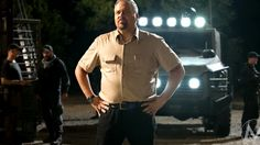 'Jurassic World' Viral Video Introduces Vincent D'Onofrio's Character   MovieNewsPlus.com