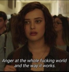 Image about quotes in 13 reasons why by on insta Why Quotes, Tv Show Quotes, Tumblr Quotes, Sassy Quotes, Film Quotes, Qoutes, Random Quotes, 13 Reasons Why Reasons, 13 Reasons Why Netflix