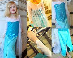 Elsas dress