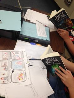 Harry Potter Books in Spanish? Sí, Por Favor!, a project from Ms. Boley