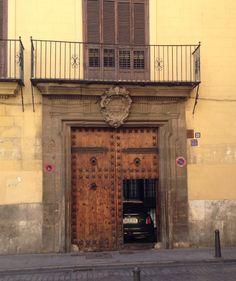 Valencia, Spain - Sept. 21, 2013 *Carrer dels Cavallers