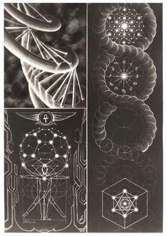 Referencia Imagem - Geometria Sagrada