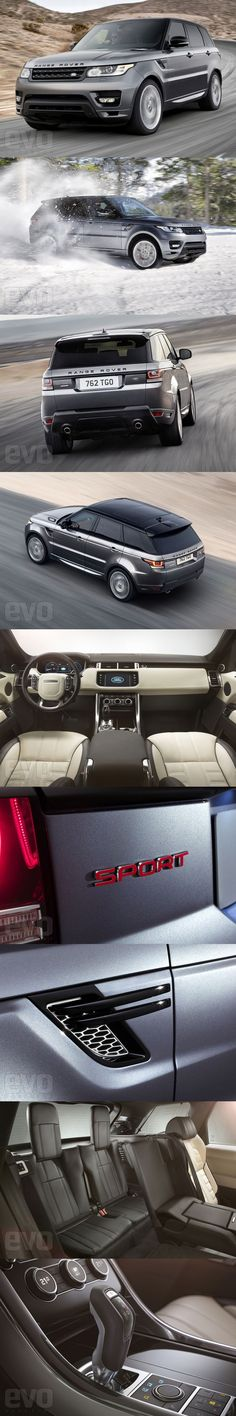 Range Rover Sport.... how sexy!!