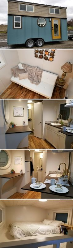 The Wallingford from Seattle Tiny Homes