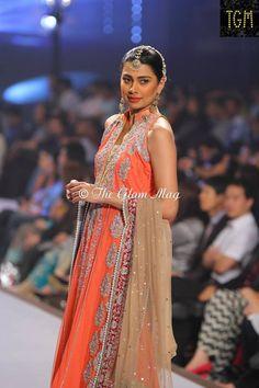 Zainab Chottani at Pantene Bridal Couture Week 2014-2